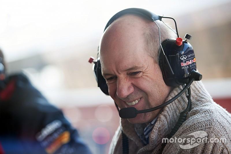 Adrian Newey liebäugelt mit LMP1-Kategorie