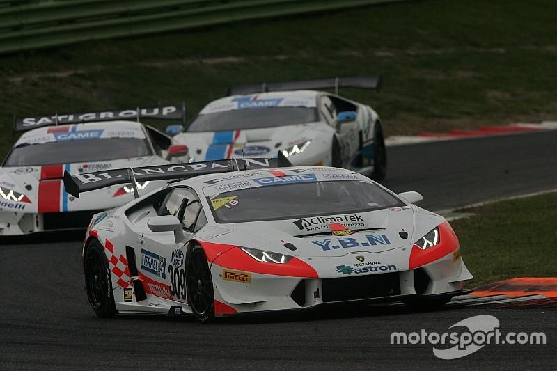 Antonelli Motorsport con Lamborghini nel GT tricolore