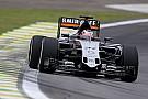 Force India vibra: aposta no desenvolvimento garantiu reação