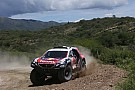 Shakedown in terra argentina per le Peugeot ufficiali