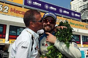 TCR国际房车系列赛 采访 科米尼:希望有机会参与BTCC