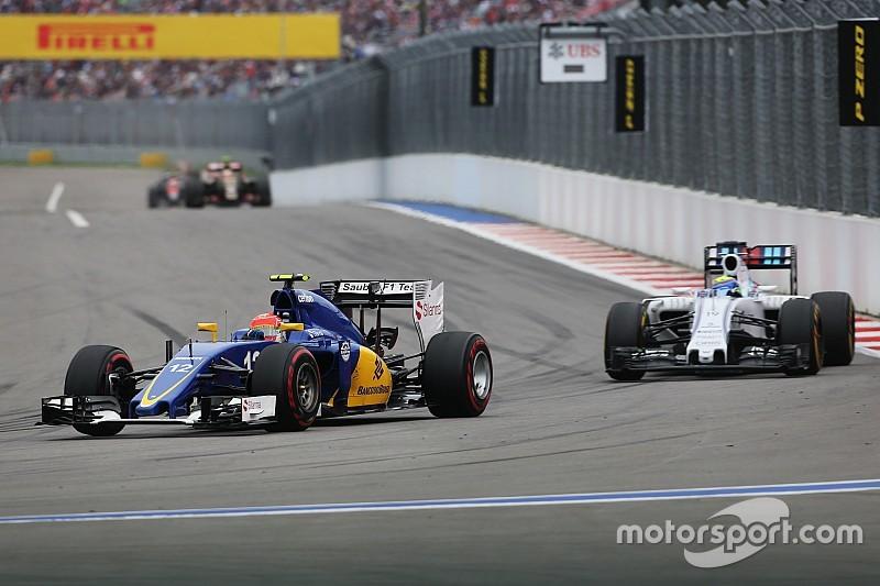Massa e Nasr têm primeiro ano na F1 com muitas semelhanças
