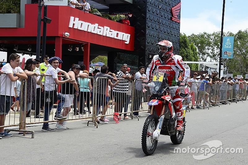 """Goncalves: """"Afgelasten eerste etappe heeft mijn Dakar gered"""""""