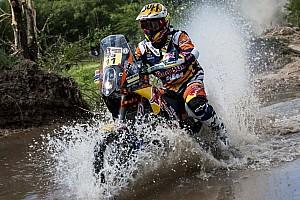 Dakar Breaking news Viladoms shrugs off Stage 2 troubles