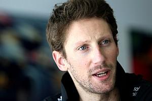Formel 1 Interview Grosjean-Interview: