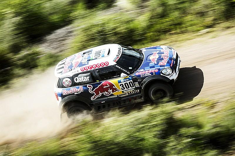 Al-Attiyah, Roma shocked by Peugeot's Dakar pace