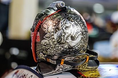 Confira os capacetes mais criativos do automobilismo