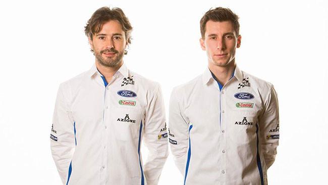 Eric Camilli svela i colori M-Sport per il WRC 2016