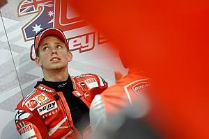 MotoGP 突发新闻 斯通纳:没打算在杜卡迪以外卡身份参赛