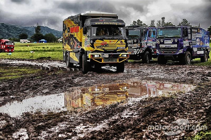 Suspenden séptima etapa de Dakar