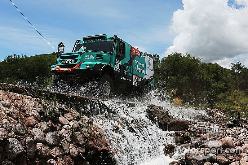 "De Rooy: 2016 race is Dakar ""in name only"""