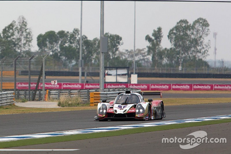 Ho-Pin Tung champion Asian Le Mans Series in penultimate race