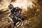 Dakar, motos, Etapa 8: Price se lleva el día
