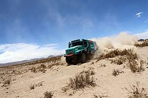 Dakar Tappa Dakar, Camion, Tappa 8: De Rooy rompe gli indugi