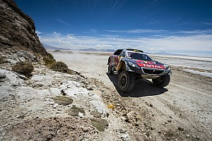 Dakar Breaking news Peterhansel: Wednesday is my last chance to fight for victory