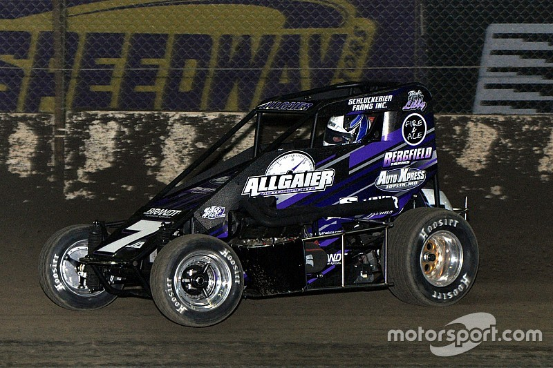 Justin Allgaier returns to the Chili Bowl after four-year hiatus