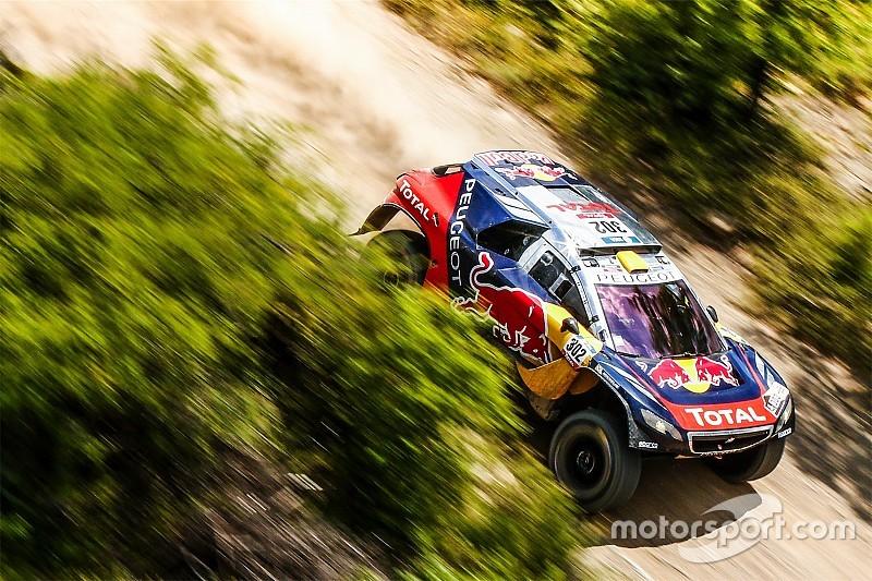 Peterhansel é campeão do Dakar pela 12ª vez