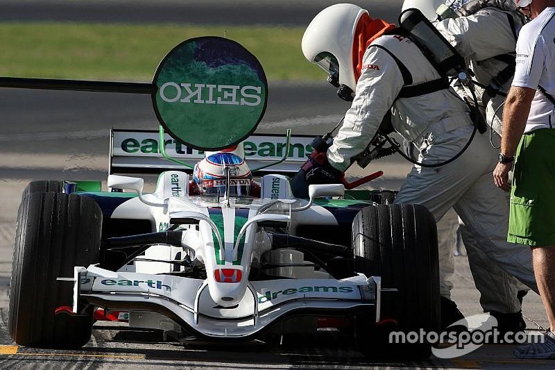 В Williams негативно отнеслись к возможности возвращения дозаправок