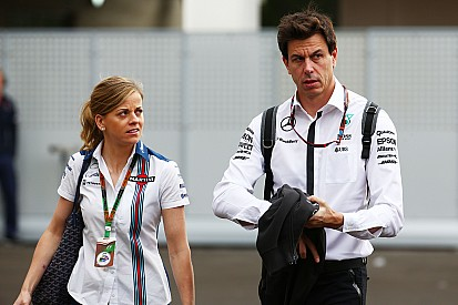 "Susie Wolff ""good enough to race for midfield team"", says Toto"
