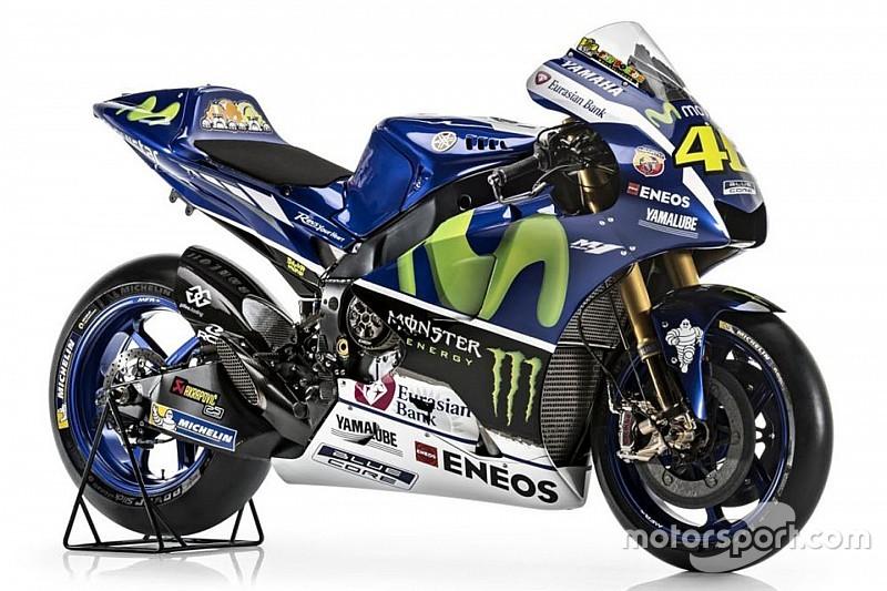 Yamaha launches 2016 MotoGP challenger
