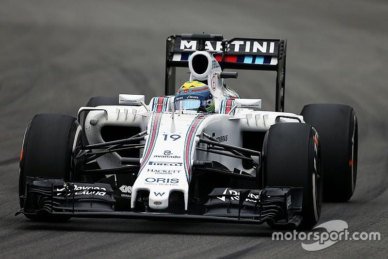 Massa: Williams precisa melhorar muito para chegar ao topo