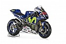 Yamaha apresenta moto de Lorenzo e Rossi para 2016