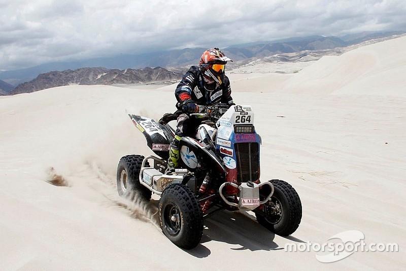El piloto de quads Karyakin podría apelar los resultados del Dakar