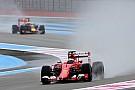 Команды Формулы 1 приступили к тестам во Франции
