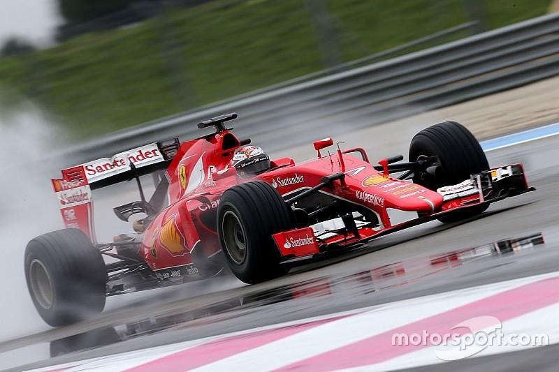 """Raikkonen: """"Per ora preferisco le rain Pirelli del 2015"""""""