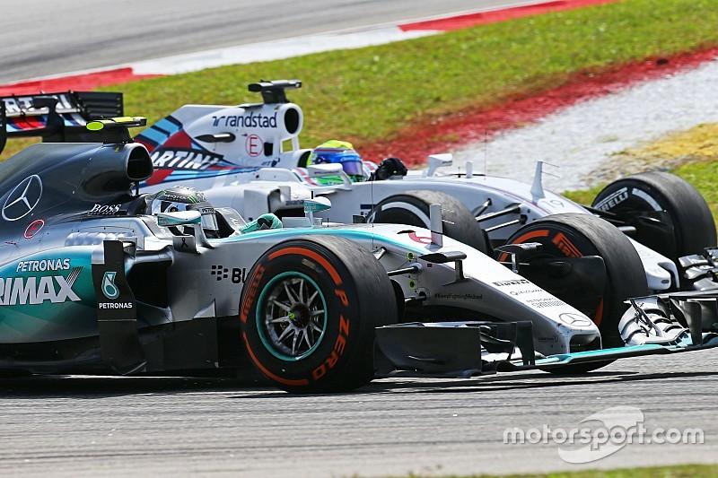 Senna warns F1 about increasing downforce levels