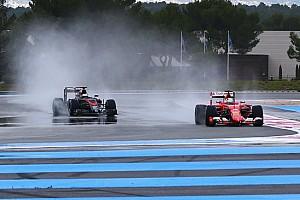 Formula 1 Test Ricard, Day 2: Vettel e Vandoorne si... sfidano