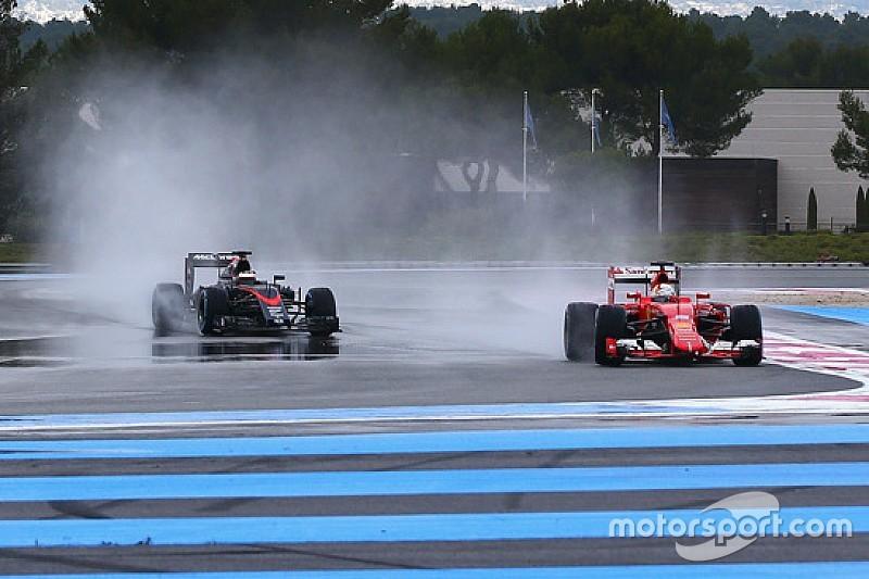 Ricard, Day 2: Vettel e Vandoorne si... sfidano