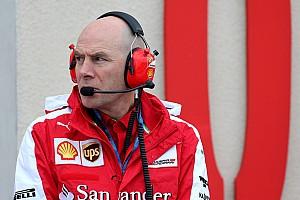 Formule 1 Actualités Jock Clear fait sa première apparition avec Ferrari