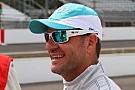 Barrichello aan de start van 24 uur van Daytona