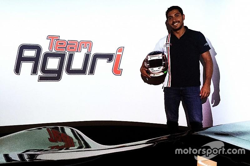 Durán regresa a la Fórmula E con Aguri