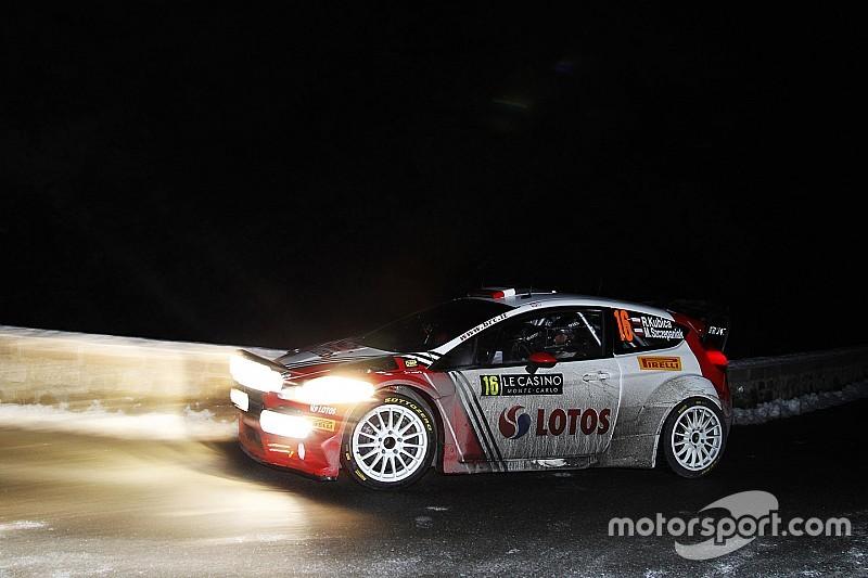 Oficial: Robert Kubica renuncia al Rally de Suecia