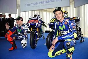 "MotoGP 突发新闻 雅马哈呼吁洛伦佐和罗西""相互尊重"""