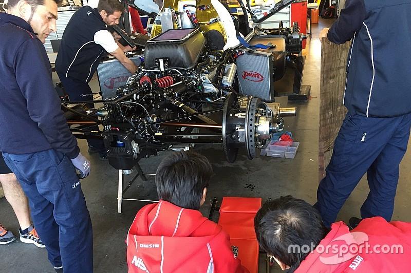 В SMP Racing рассказали о проблемах с BR01
