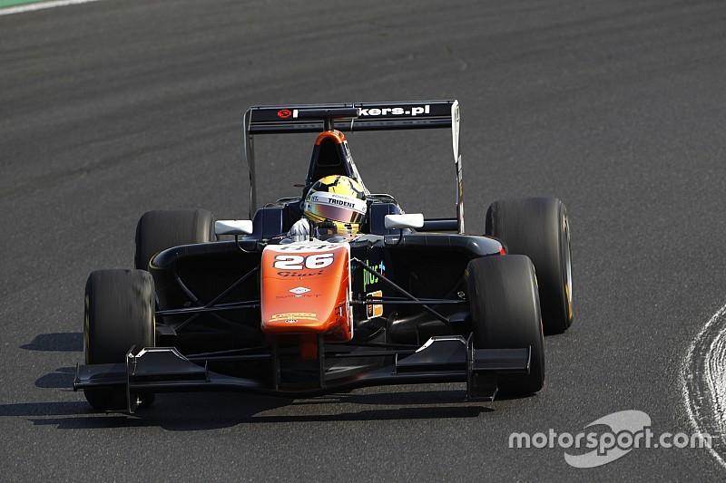 Сын Алези переходит в GP3