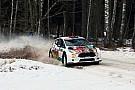 ERC Weil es zu warm ist: ERC-Rallye in Lettland abgesagt