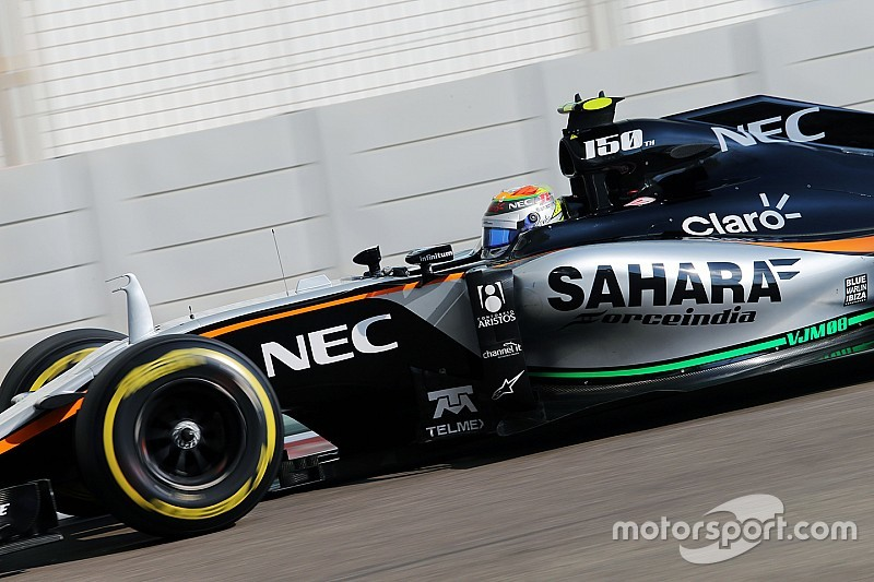 Force India podría perder a su co-socio, Sahara