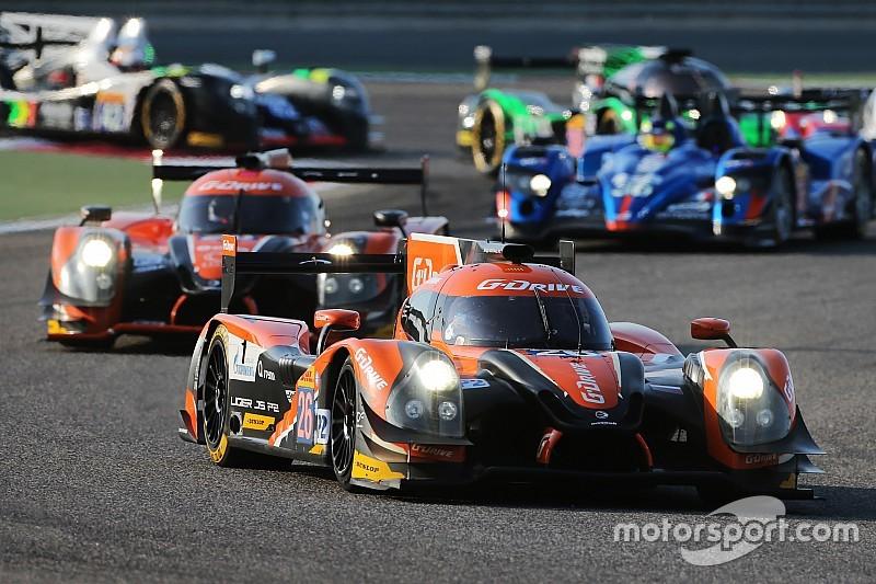 Ван дер Гарде поедет за G-Drive Racing
