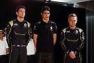 Jolyon Palmer espera responder a la confianza de Renault