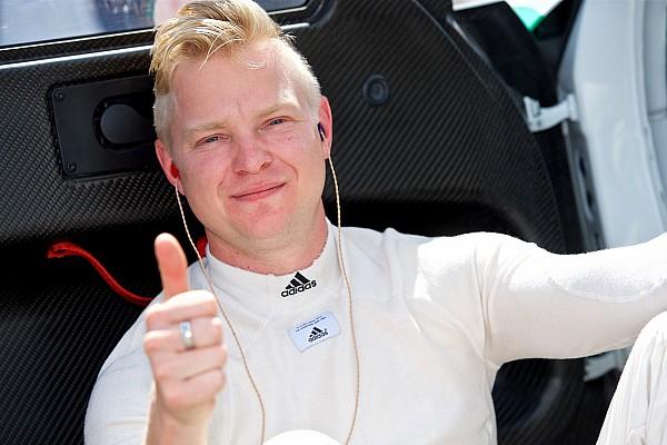 Chris Green - Champion canadien de la Coupe Porsche GT3
