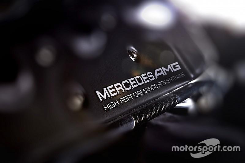 Mercedes denkt ook dit jaar grote stappen te maken met motor