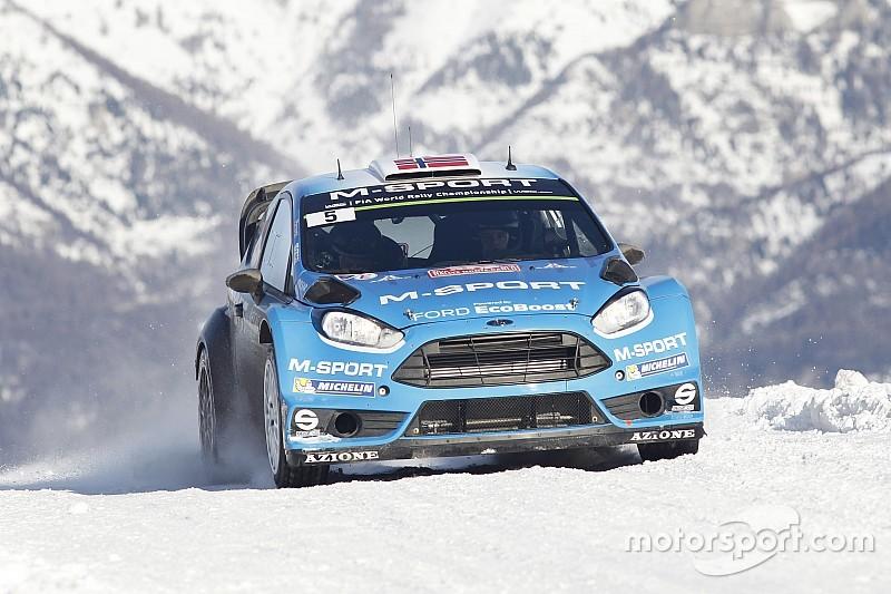 M-Sport seek Swedish success