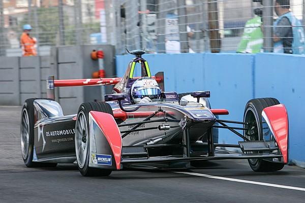 Formule E Bird pakt pole in Buenos Aires, Frijns zesde