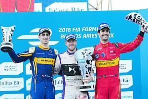 """电动方程式 比赛报告 布宜诺斯艾利斯ePrix:伯德阻止布耶米达成""""Last to Win"""""""