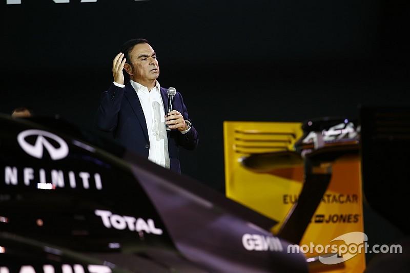 غصن: لن أتدخل في اختيارات سائقي رينو