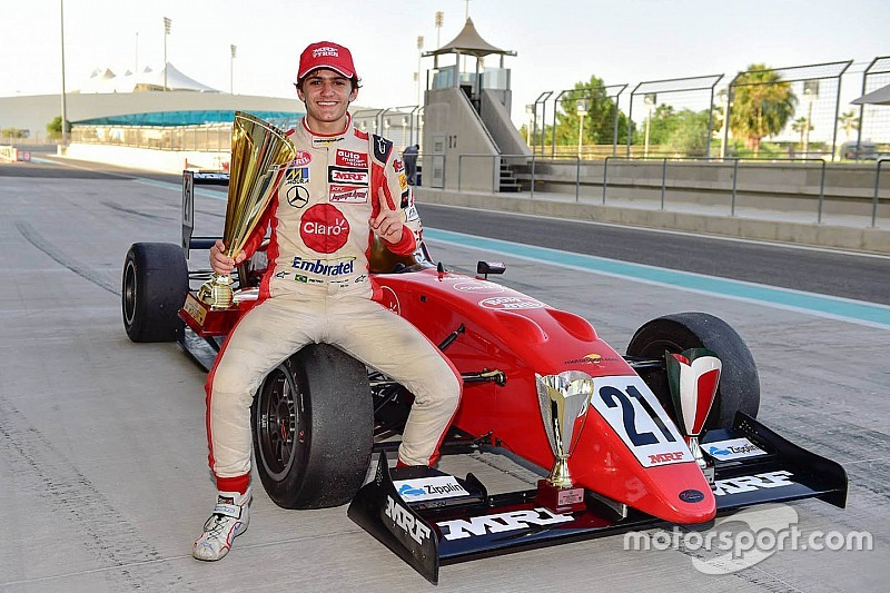 MRF Challenge season review: Fittipaldi's consistency key to title